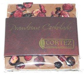 Cortez mini-czekolada mleczna miód i porzeczka