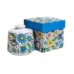 Folkstar cukiernica Jadzia w pudełku – wzór kaszubski