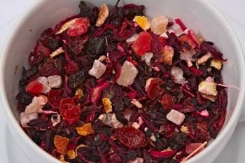 Herbata owocowa - Owocowa Uwertura