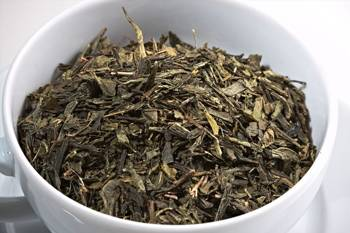 Herbata zielona - China Sencha Organic