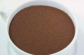Kawa rozpuszczalna - Marcepanowa