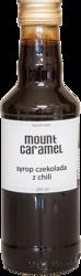 Mount Caramel - syrop czekolada z chili 200ml