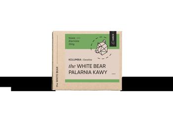The White Bear Kolumbia Tolima 250g kawa ziarnista