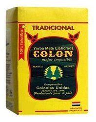 Yerba Mate Colon Tradicional 1000g