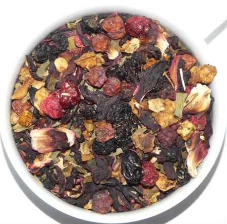 Herbata owocowa - Leśny Koktajl