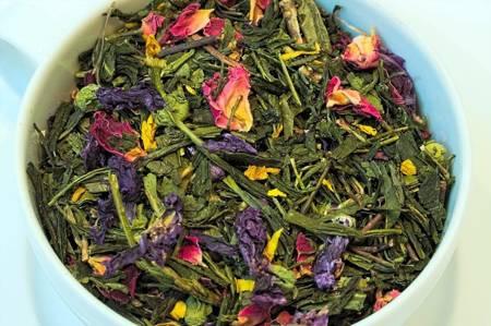 Herbata zielona - Duch Poranka