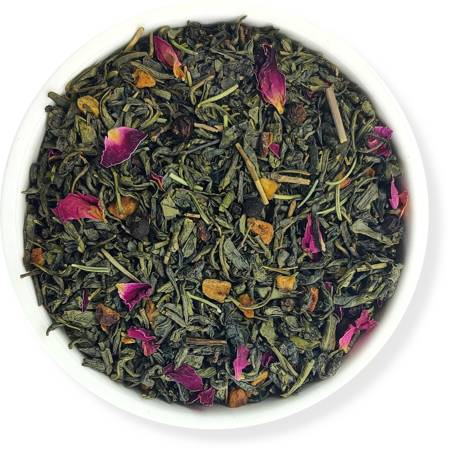 Herbata zielona - Melonik pod Gruszą