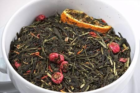 Herbata zielona - Szmaragdowa Ambrozja