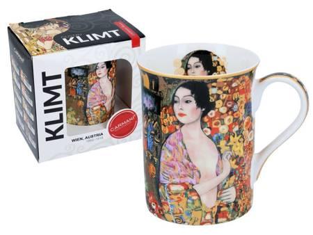 Kubek Classic New - Gustav Klimt TANCERKA Carmani