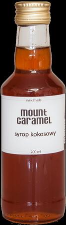 Mount Caramel  - syrop kokosowy 200ml