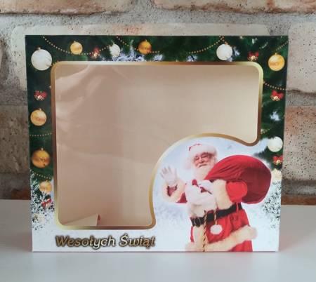 Świąteczny kartonik na pierniczki domowej roboty
