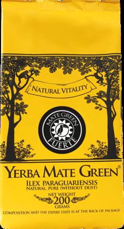 Yerba Mate Green Fuerte 200g