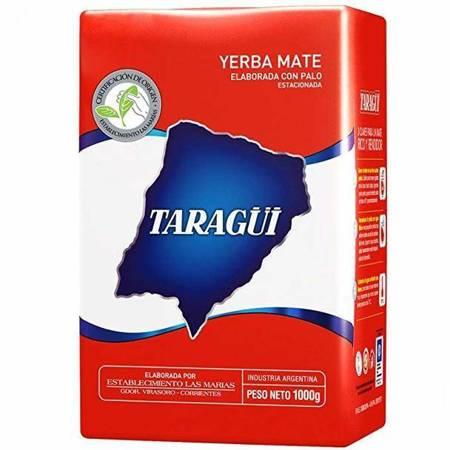 Yerba Mate Taragui Con Palo 1000g Elaborada